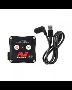 Módulo de áudio Sem Fio  WM8  com cabo USB para GPZ
