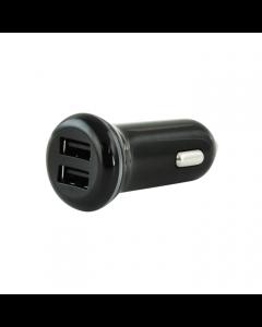 Carregador USB Duplo Veicular